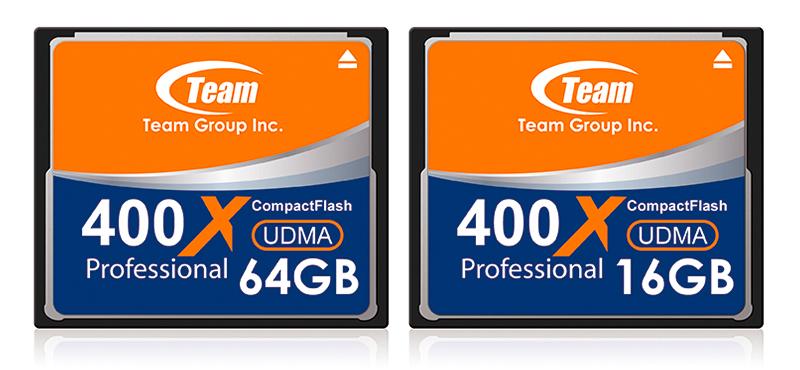 Team Compact Flash X400